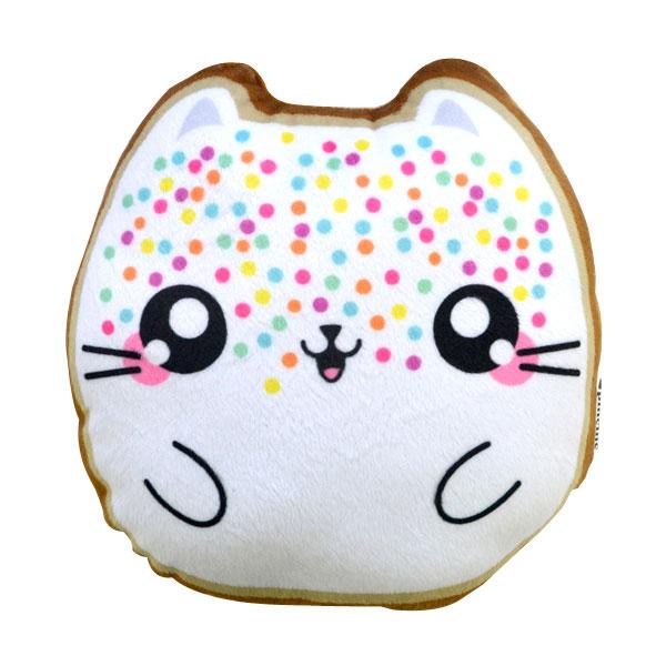pincinc fairy bread cat plushie