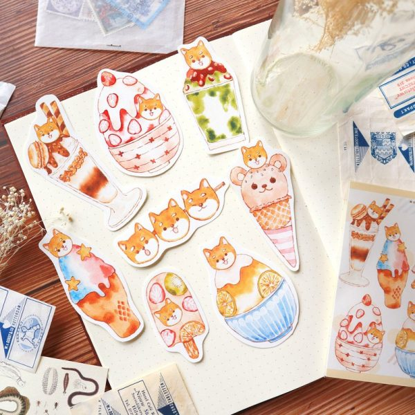 Cute Stationery At Pinkoi