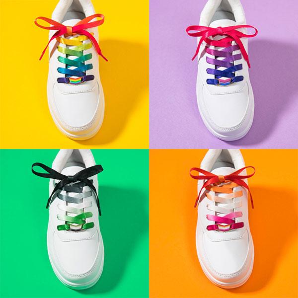 Pride Flags shoelaces