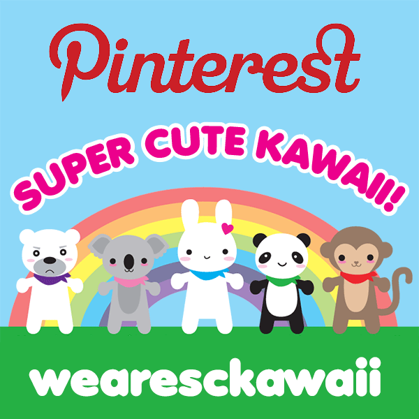 Super Cute Kawaii Pinterest