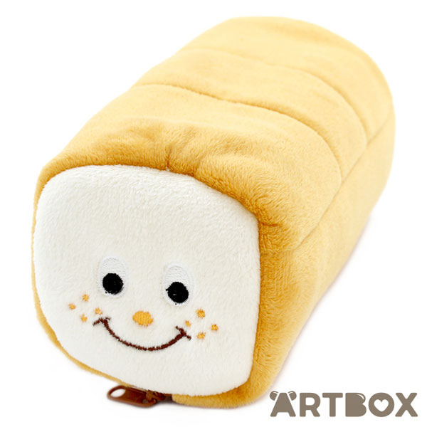 bread kawaii pencil cases