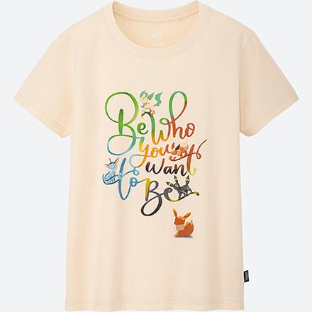 Uniqlo x Pokemon T-Shirts