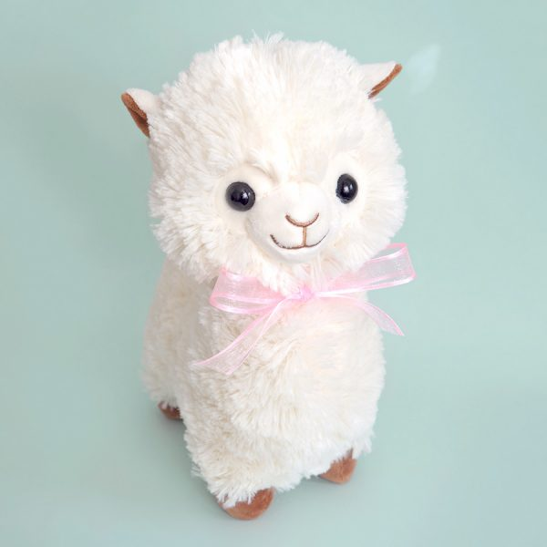 kawaii alpaca plush