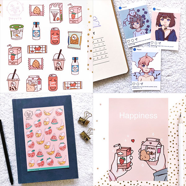Cute Etsy Shops From The Netherlands - Poyura