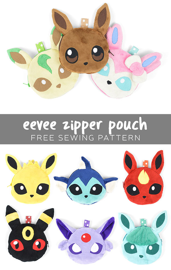 choly knight eevee pouch pattern