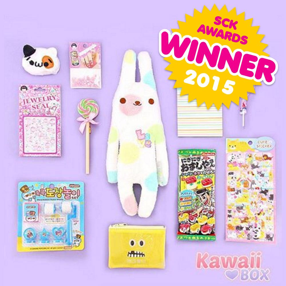 SCK Awards - Kawaii Box