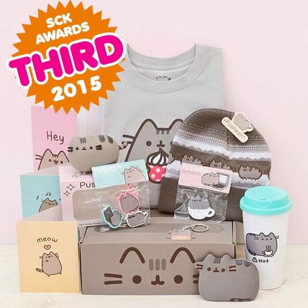 SCK Awards - Pusheen Box