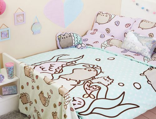 Pusheen bedding at Primark