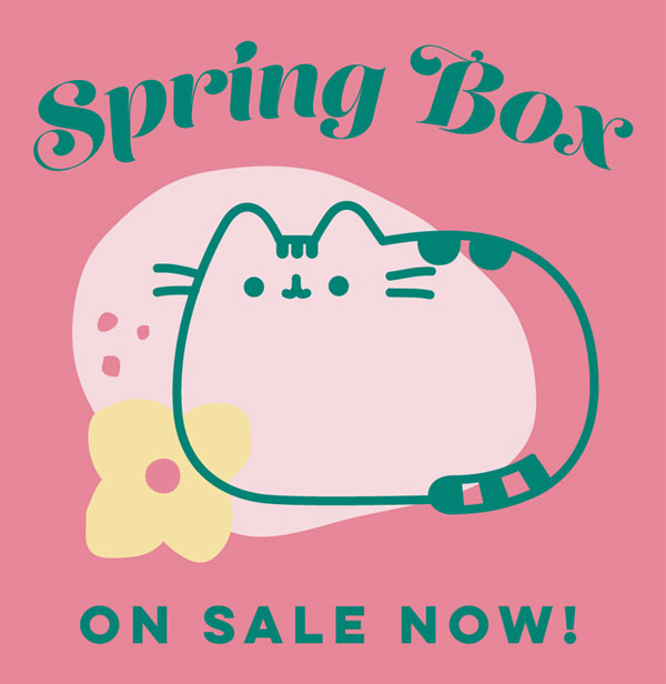 Pusheen Box spring 2020