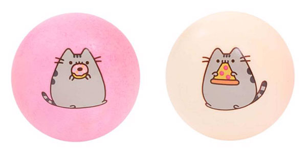 pusheen petco foam balls