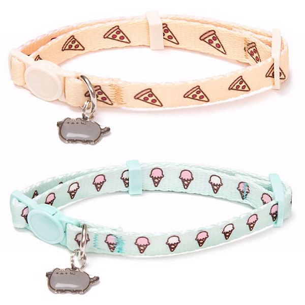 pusheen petco cat collars