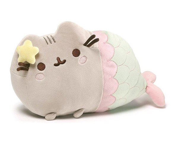 Pusheen Mermaid Plush Giveaway