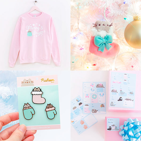 Kawaii Christmas Pusheen
