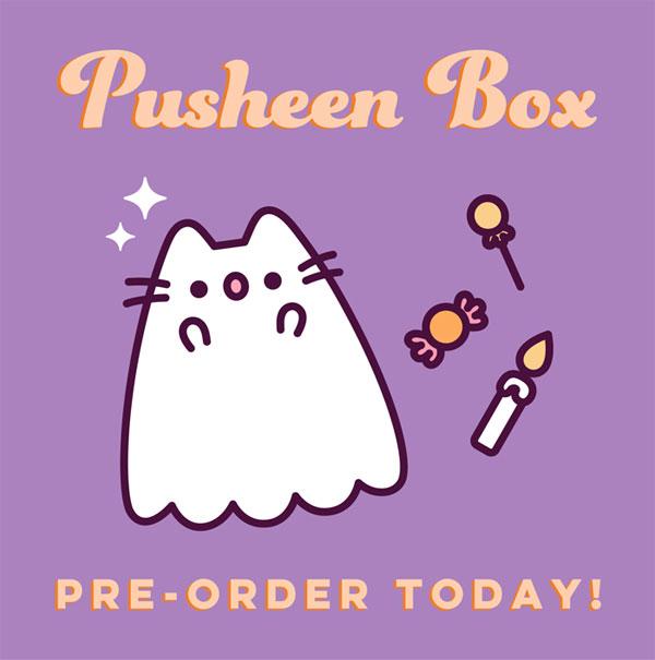 Fall 2021 Pusheen Box