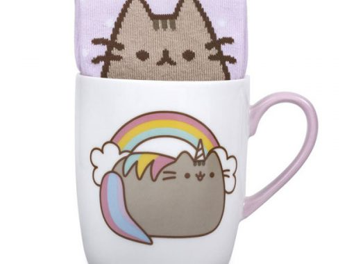 Pusheen kawaii mug
