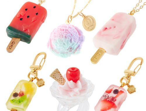 Q-pot Kawaii Summer Jewellery