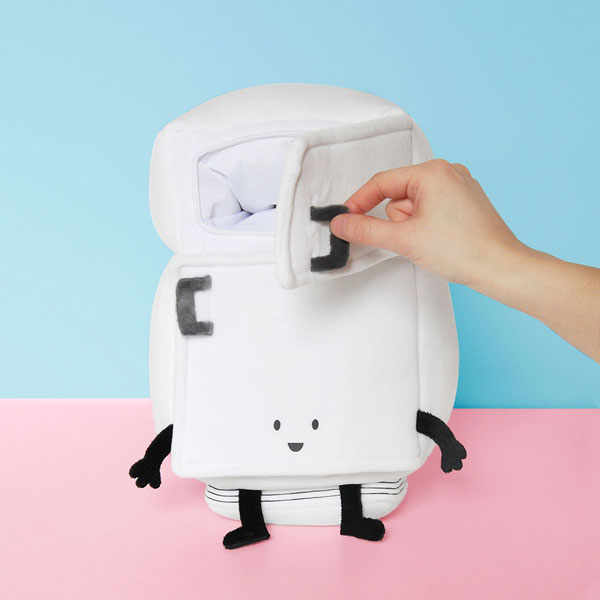 kawaii plush fridge