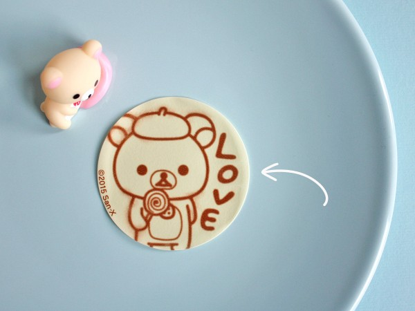 Rilakkuma Deco Latte review