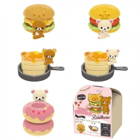 kawaii Rilakkuma stationery blind boxes