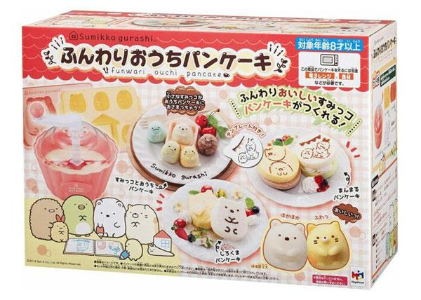 diy candy kits - sumikko gurashi pancakes