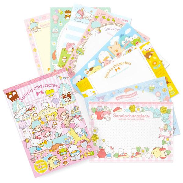 Sanrio stationery