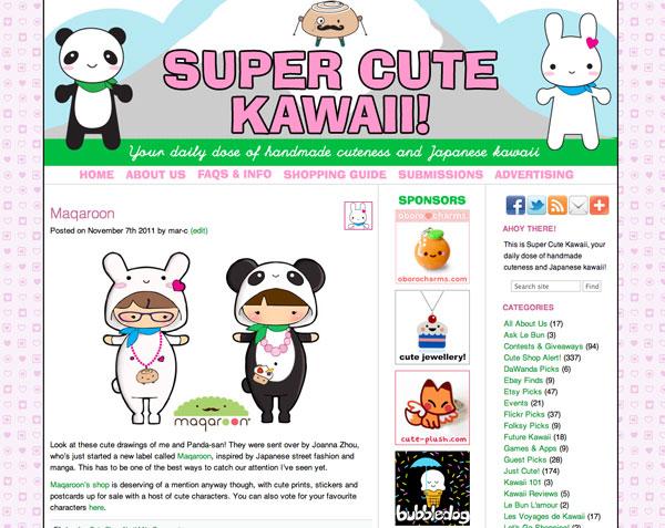 super cute kawaii - 2011
