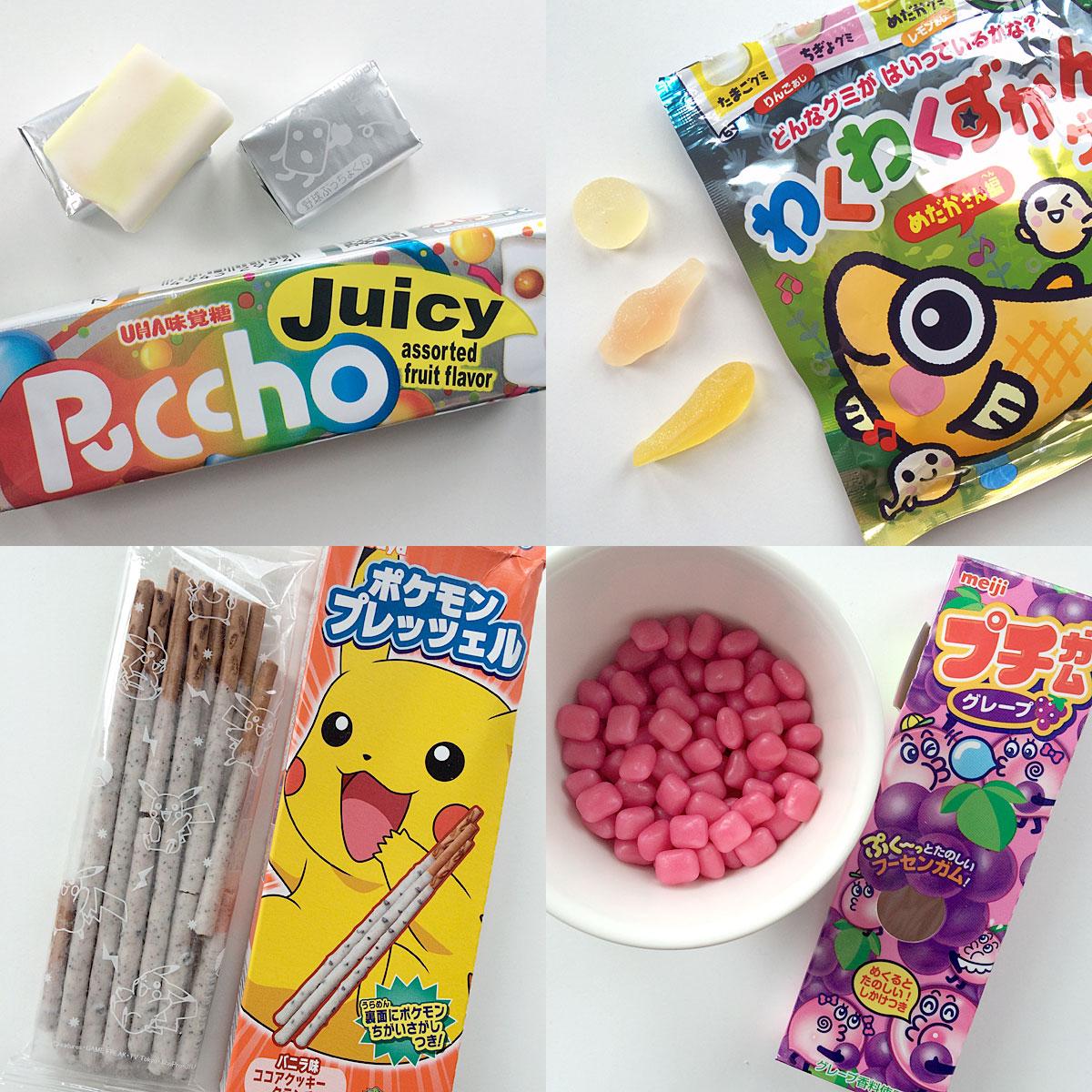 japan candy box
