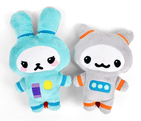 Free Plush Patterns from Sew Desu Ne - Super Cute Kawaii!!