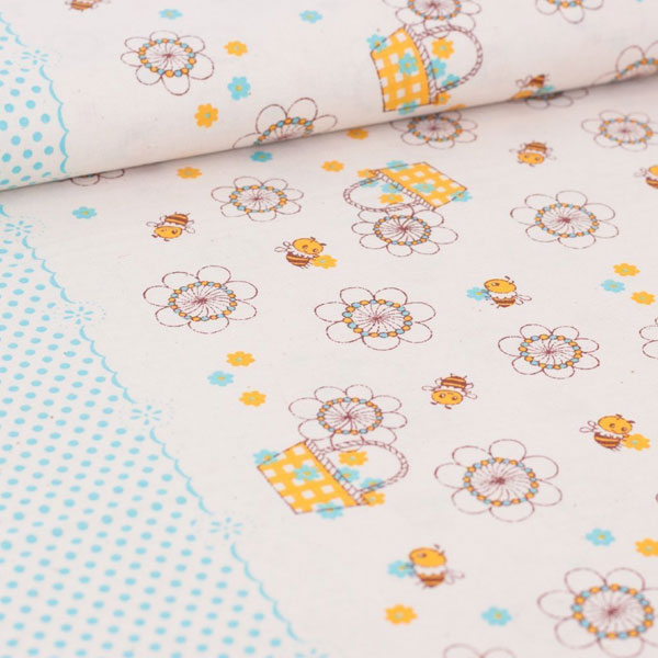 shinzi katoh kawaii fabric
