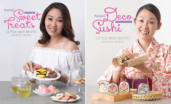 kawaii food recipe books
