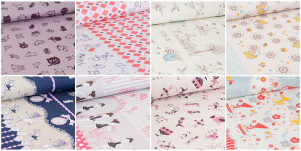 Shugei Craft Kawaii Fabric Giveaway