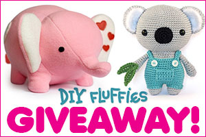 DIY Fluffies giveaway