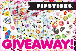 pipsticks giveaway