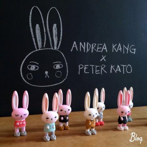 Andrea Kang x Peter Kato