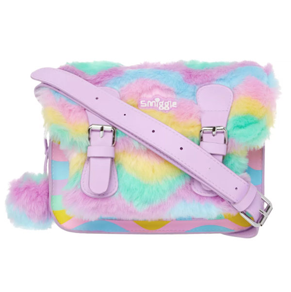 Kawaii Bags fluffy pastel unicorn satche