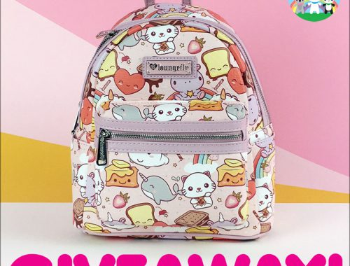 Smoko x Loungefly Sweet Treats Mini Backpack Giveaway