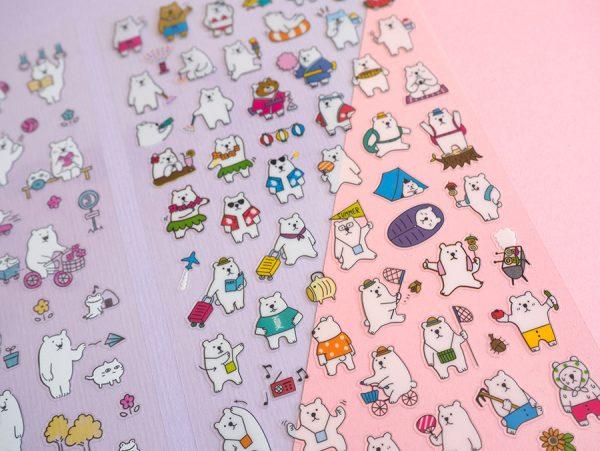 Stickii Club Kawaii Sticker Pack Review