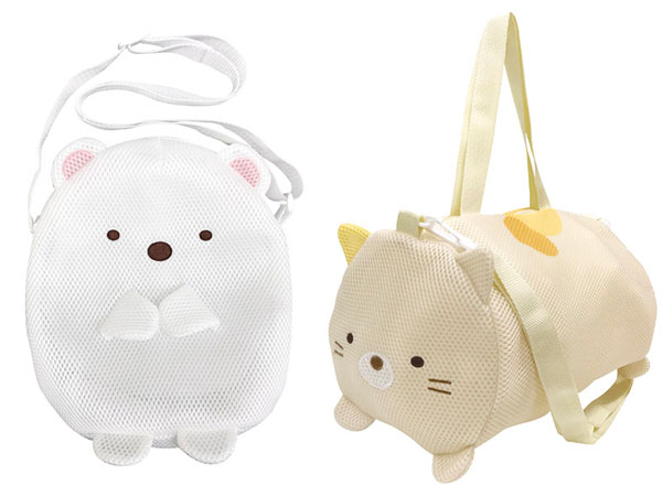 sumikko gurashi kawaii bags
