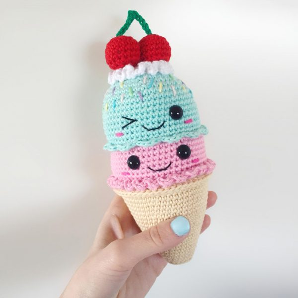 Summer Crochet Amigurumi Patterns - Super Cute Kawaii!!
