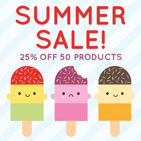 kawaii summer sale