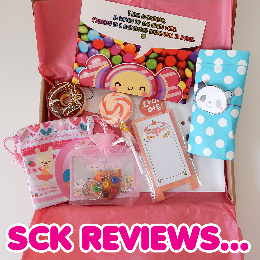 Super Cute Box review