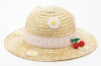 Swankiss cherry picnic hat