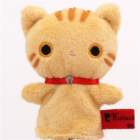 tabby-light-brown-mini-Kutusita-Nyanko-cat-finger-puppet-plushie-191786-1