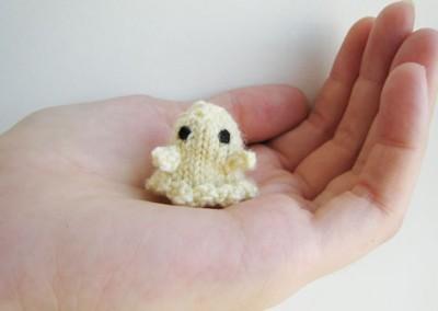 tiny ghost