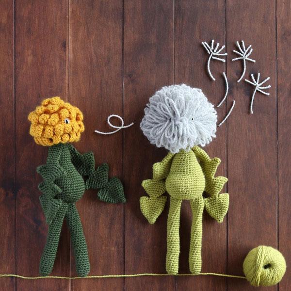 Cute Crochet Artists - toft_uk