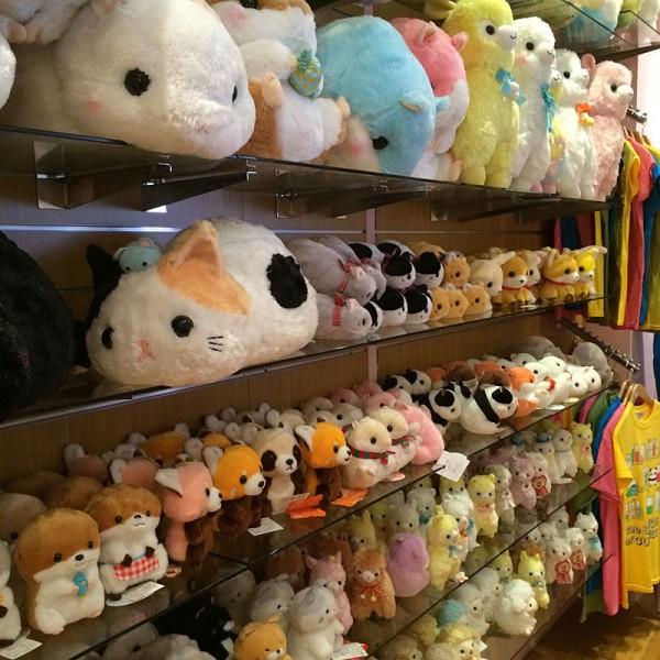 Tofu Cute Shop at Artbox London - Super Cute Kawaii!!