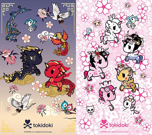 tokidoki Unicornos wallpapers