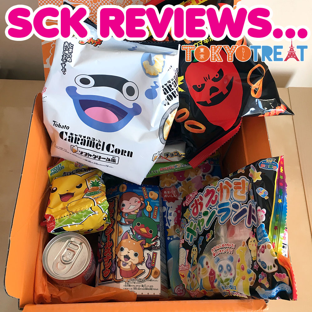 Tokyo Treat review