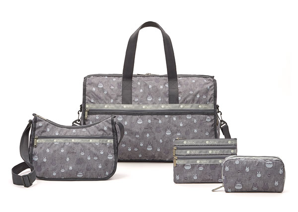 LeSportsac x Totoro Bags