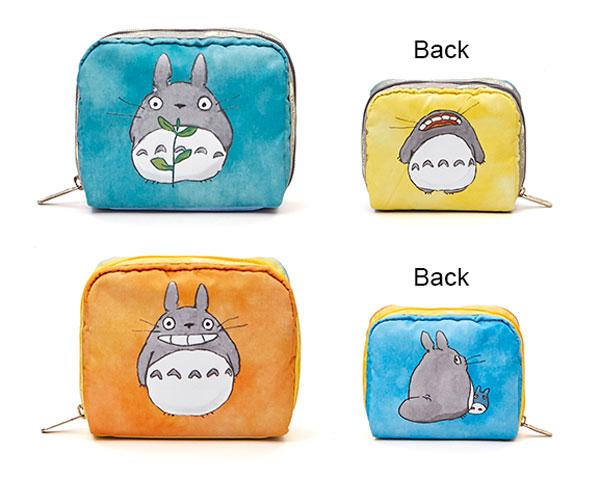 LeSportsac x Totoro coin purses